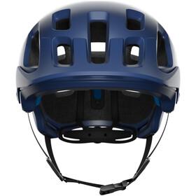 POC Tectal Race Spin Helmet lead blue/hydrogen white matt